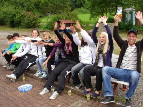 Finale Bezirksmeisterschaft U 12 gemischt 24.07.11