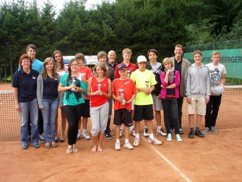 1. TCB Jugendturnier 30.-31.07.11