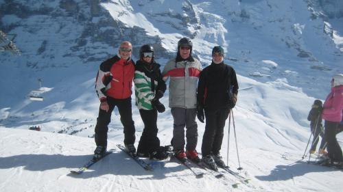 Skitagesfahrt Grindelwald 23.02.13