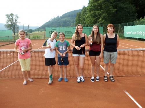 Jugendclubmeisterschaft 25.07.14