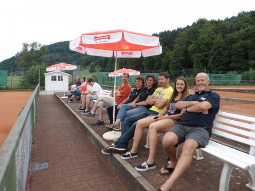5. TCB Jugendturnier 31.07.-02.08.15